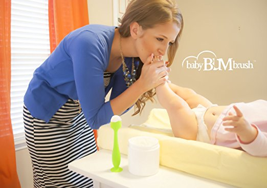 BabyBum Baby Butthole Cream Brush